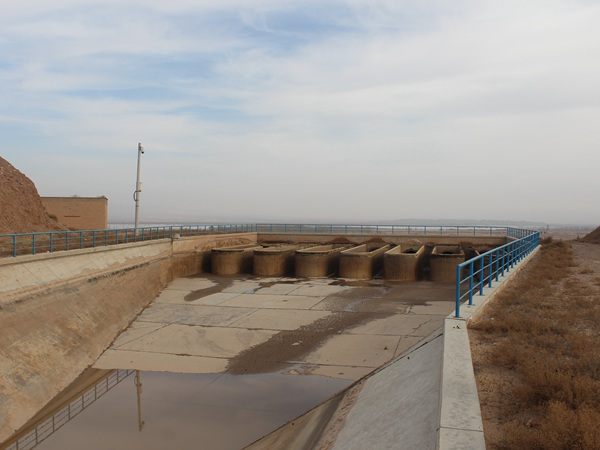06大柳木泵站出水池