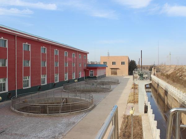 04大柳木泵站流道、前池