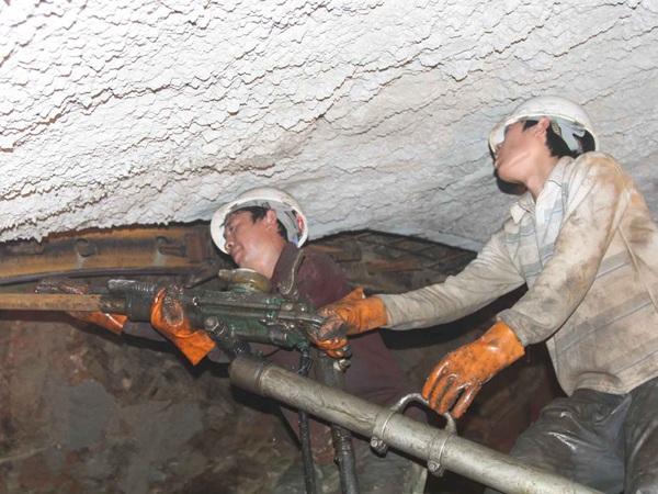 (五)4#隧洞开挖