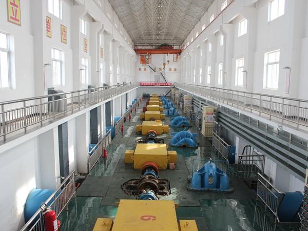 07大柳木泵站厂内