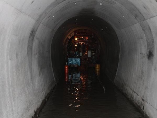 (十四)4#隧洞固结灌桨施工