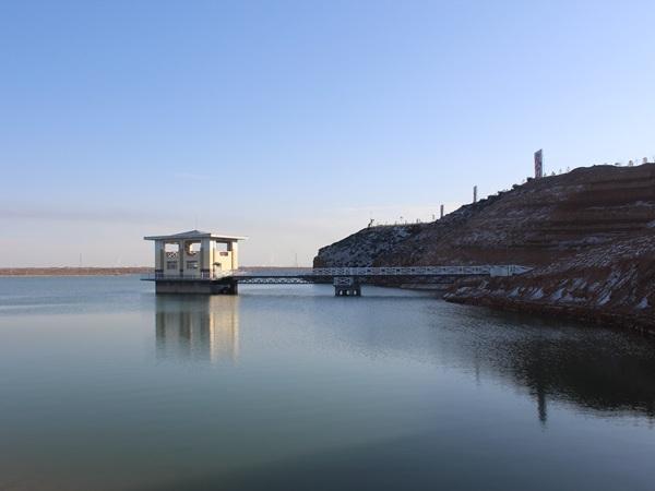 07水洞沟水库放水塔